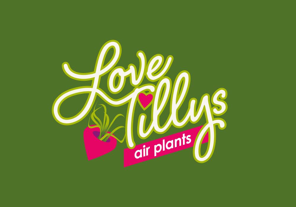 Love Tillys Corporate Identity Design